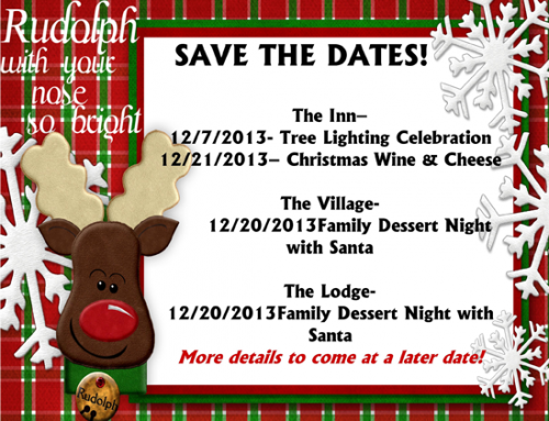Tree Lighting Celebration + more