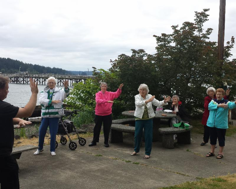 Benefits Of Tai Chi For Seniors Assisted And Senior Living Memory Care